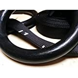 CFF Olympic Gymnastic Rings Gym/Cross Training/Muscle Ups - 18 ft Extra Wide Measured & Numbered Straps
