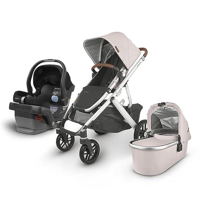 UPPAbaby Vista V2 Stroller + Mesa Infant Car Seat - Best Design