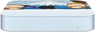 igsticker Mac mini 2018 専用 マックミニ デザインスキンシール フル ケース ステッカー カバー アクセサリー 保護シール 富士山 動物 猿 009535