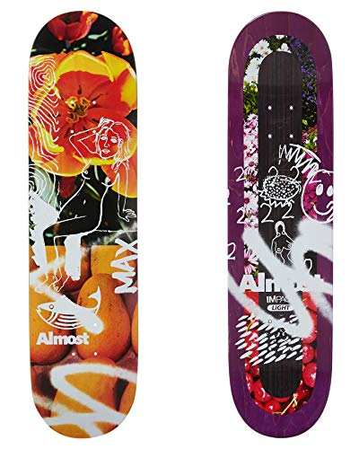 Almost Skateboard Deck Bloom Impact Light 8.0