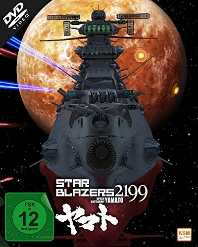 Star Blazers 2199 - Space Battleship Yamato - Volume 1: Episode 01-06 (im Sammelschuber + Booklet)