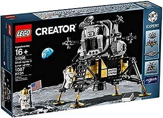 Lego Creator NASA Apollo 11 Lunar Lander Set 10266 New...
