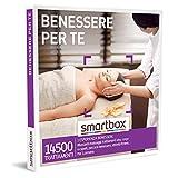smartbox - Cofanetto Regalo per Donna - Benessere per Te - Idee Regalo Originale per lei - 1 Esperienza Relax per 1 Persona