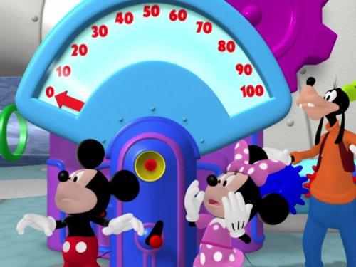 Mickey's Handy Helpers