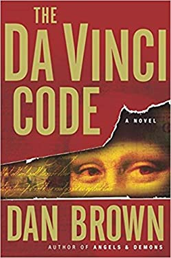 The DaVinci Code by Dan Brown. Hardcover copy with dust jacket. Copyrighted, April 2003.