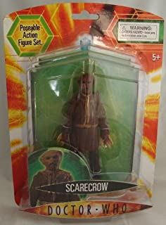 doctor who scarecrow figure