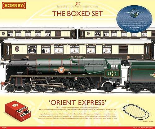 Hornby Premier Boxed Set 'Orient Express'