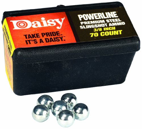 Daisy Outdoor Products 988183-446 Steel Slingshot Ammo