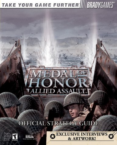 Medal of Honor: Allied Assault Official Strategy Guide
