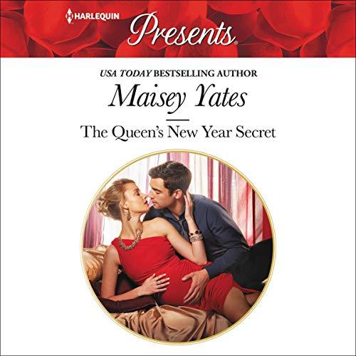 The Queen's New Year Secret audiobook cover art