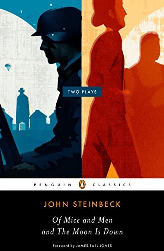 Of Mice and Men and The Moon Is Down Two Plays Penguin Classics product image