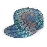 Gorra de béisbol Bohemia Mandala India decoración del hogar Snapback Flat Bill Hip Hop Sombreros...