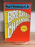 1973 Breakfast of Champions Kurt Vonnegutv 1st Ed HC DJ