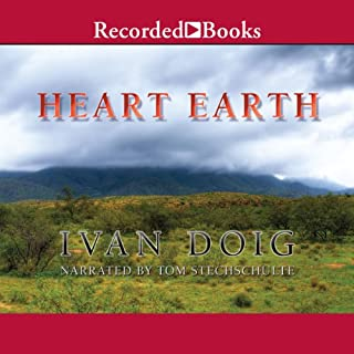 Heart Earth audiobook cover art