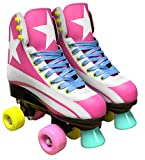Stamp JQ200035 Patines Quad Roller, Talla 35, Girls, Rose
