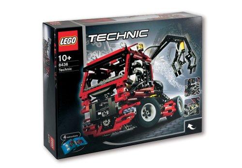 LEGO TECHNIC 8436 - Truck mit Pneumatik-Kran