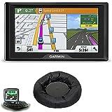 Garmin Drive 60LMT GPS Navigator (US Only) Friction Mount Bundle includes Garmin Drive 60LMT and Portable Friction Mount (Flexible Style)