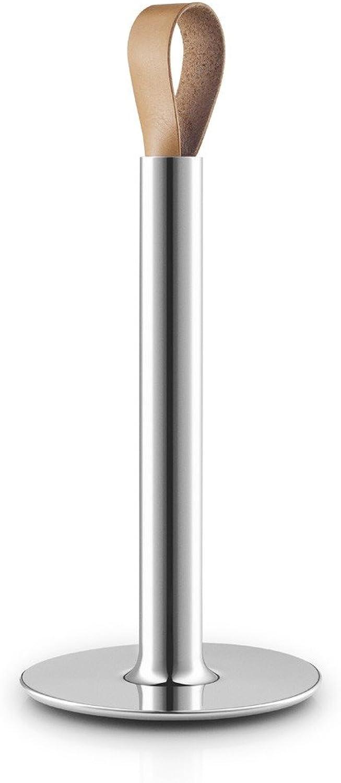 Eva Solo Küchenrollenhalter, Edelstahl, 13,4 x 13,4 x 23,4 cm