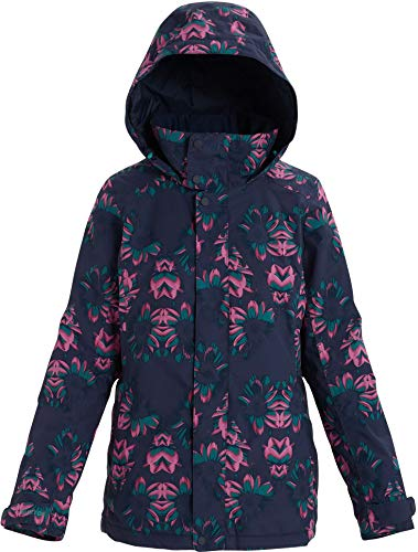 Burton Damen Skijacke Jet Set Winter, Damen, Women's Jet Set Jacket, Dress Blue Stylus, Medium