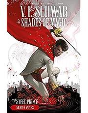 SHADES OF MAGIC 02 NIGHT OF KNIVES