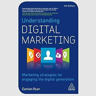 Understanding Digital Marketing audiobook cover art