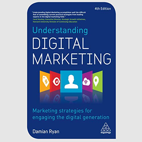 Understanding Digital Marketing cover art