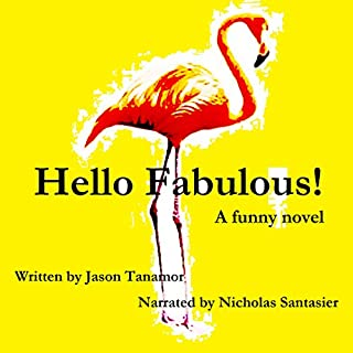Hello Fabulous! audiobook cover art