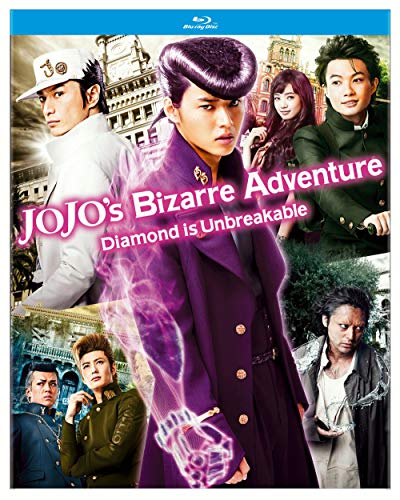 JoJo's Bizarre Adventure: Diamond is Unbreakable: Chapter 1 (Live Action Movie) (BD) [Blu-ray]