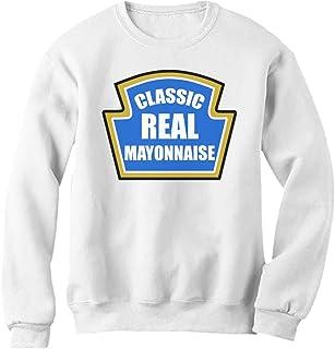 Tstars Mayonnaise Funny Mayo Easy Custom Novelty Gift Women Sweatshirt