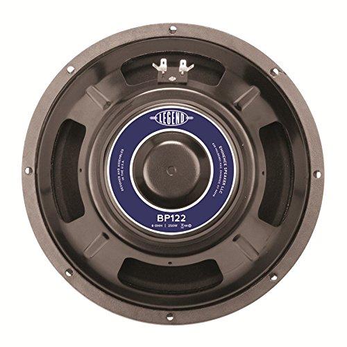 "Eminence Legend BP122 12"" Bass Guitar Speaker, 250 Watts at 8 Ohms -  LEGENDBP122"