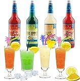 Paket für 68 alkoholfreie Cocktails - Cocktail Mix Set 4