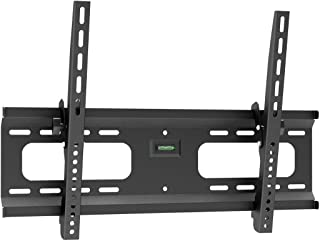 Monoprice Stable Series Tilt TV Wall Mount Bracket - for TVs 37in to 70in Max Weight 165lbs VESA Patterns Up to 600x400 UL Certified