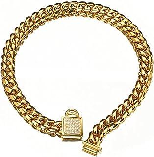 Abaxaca Dog Zirconia Designer Necklace