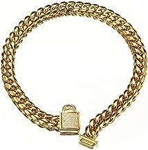 cuban dog chain