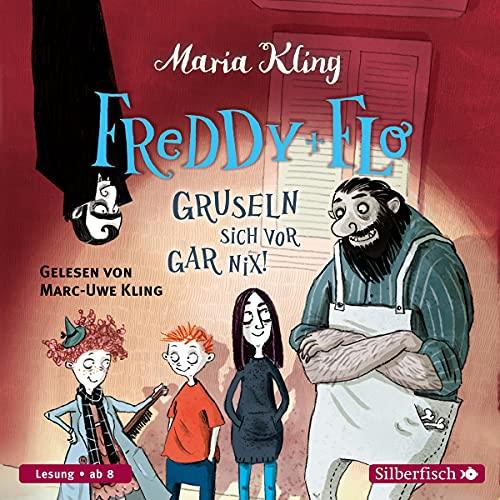 Freddy und Flo gruseln sich vor gar nix!: 2 CDs (1)