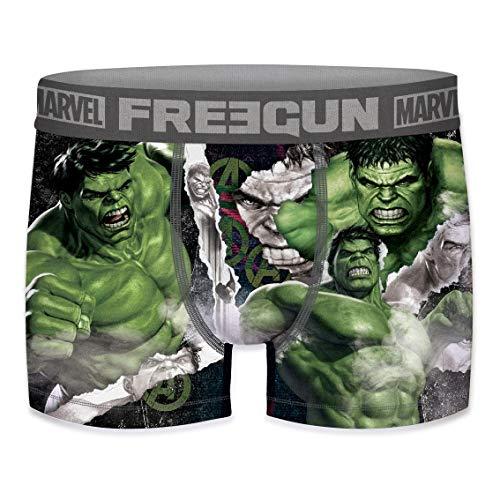Freegun Herren-Boxershorts Marvel Avengers Hulk Gr. S, Hulk 2020