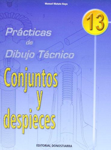 P.D.T. Nº 13: Conjuntos y despieces.