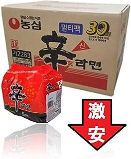 【農心】辛ラーメン1箱(40個入り) [並行輸入品]