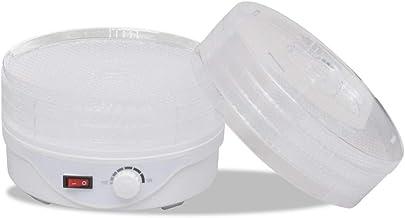 vidaXL Deshidratadora de Alimentos con 6 bandejas apilables