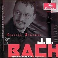 Concertos for Harpsichord by Byron Schenkman