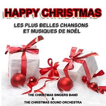Happy christmas - les plus belles chansons et musiques de Noël