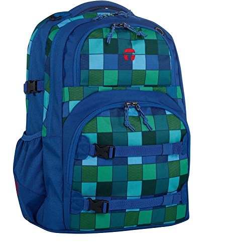 Take It Easy Schulrucksack OSLO-FLEX Lagoon 555012 blau