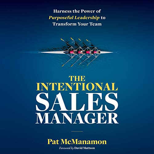 The Intentional Sales Manager cover art