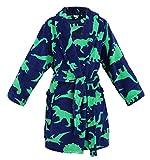 Simplicity Boys Girls Printed Beachwear Cover up, Dinosure, XL