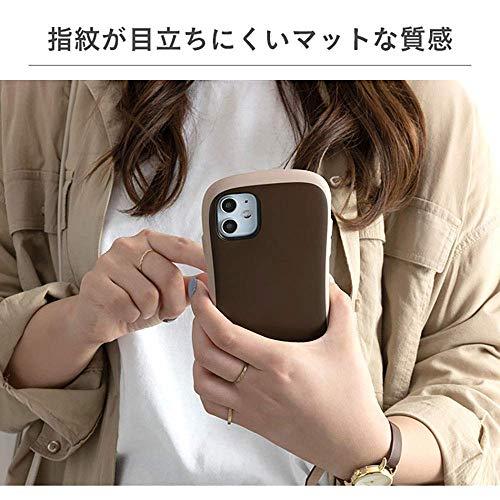 iFaceFirstClassCafeiPhoneXRケース[カフェラテ]