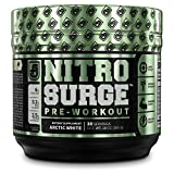 NITROSURGE Pre Workout Supplement - Energy Booster,...
