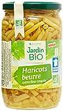 Jardin Bio Haricots Beurre Coupés 660 g