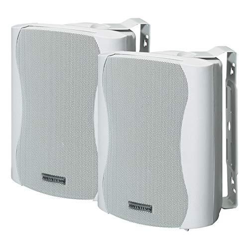JB Systems K-30/ White - Pareja Cajas Acusticas, 40W 8Ohm