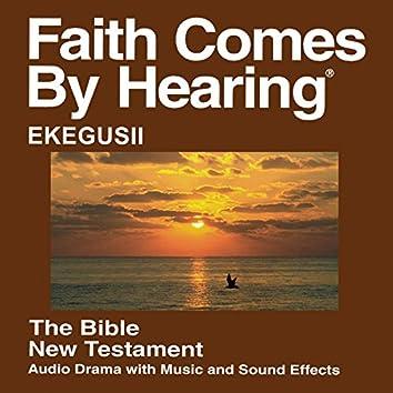 Ekegusii Bible (Dramatized)