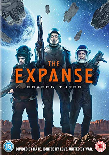 The Expanse - Season 3 (3 DVDs)